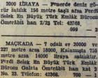 1946 yılında Kalamış'ta 755 metrekare arsa 14 bin liraya satılacakmış!