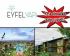 Kidstown Riva ve Hometown Şile projeleri kağıt üzerinde kaldı!