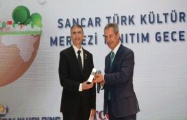 Sancar Türk Kültür ve Toplum Merkezi'nin temeli atıldı!