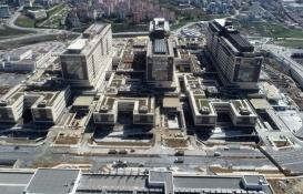 Başakşehir Şehir Hastanesi'nin yolları 20 Mayıs'ta açılacak!
