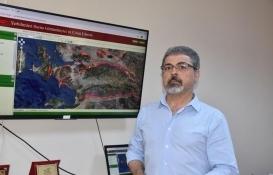Hasan Sözbilir'den İstanbul depremi açıklaması!