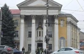 Kırım'da Katolik ve Ortodoks kiliselerin arsa kavgası!