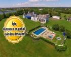 Dünyanın en pahalı evi 175 milyon dolara satıldı!