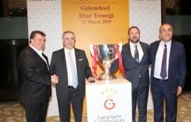 Hakan Yılmaz, Düşler Vadisi'ni Galatasaraylılara anlattı!