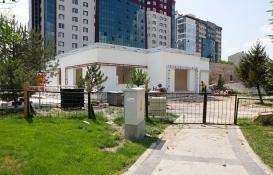 Kayseri Engelsiz Çocuk Evi'nin inşaatı tamamlanıyor!
