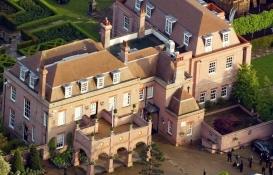 Beckham ailesinin modern Beckingham Sarayı!