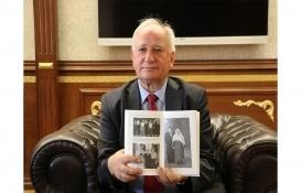 Yazar Kemal Yalçın 'Mübadele Müzesi' için arazi bağışladı!