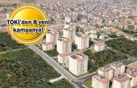 TOKİ'den 7 bin TL peşinatla ev fırsatı!