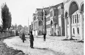 Tarihi bina 'Şura-i devlet' 54 milyon TL'ye yeniden yapılacak!