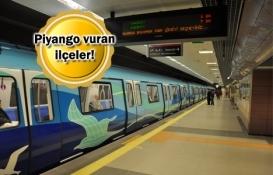İstanbul'da 2022'de açılacak 9 yeni metro hattı!