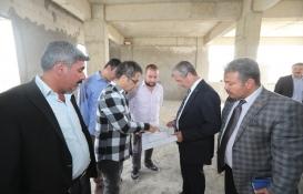 Gaziantep Şahinbey'de her mahalleye sosyal tesis yatırımı!