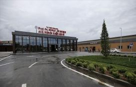 Prof. Dr. Murat Dilmener Acil Durum Hastanesi açıldı!