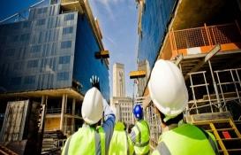 İnşaat sektörü 2017'de yüzde 8,9 büyüdü!