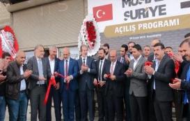 MÜSİAD Suriye'de ofis açtı!