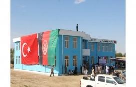 Metin Külünk'ün Afganistan'da yaptırdığı okul hizmete açıldı!