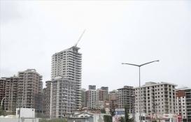 Belediyelerin yapı ruhsatı verdiği bina sayısı yüzde 73,7 arttı!