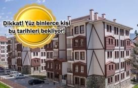 TOKİ 50 bin konut İstanbul kura çekilişi tarihi belli oldu!