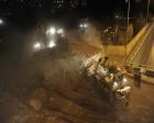 Ankara 1071 Malazgirt Bulvarı üzerindeki gecekondu yıkıldı!