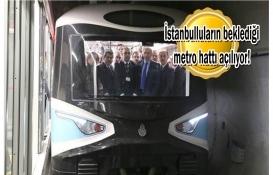 Mecidiyeköy-Mahmutbey metro hattında ilk test sürüşü yapıldı!