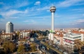 TCDD'den Ankara'da satılık gayrimenkul!