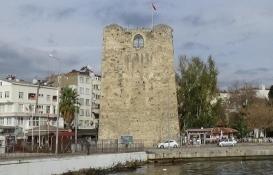 2 bin 500 yıllık Sinop Kalesi restore edilecek!