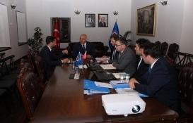 Trabzon Büyükşehir Belediyesi'nde proje mesaisi başladı!