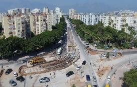 Antalya 3. Etap Raylı Sistem projesinde son durum ne?