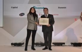 Türkiye'nin Gayrimenkul Liderleri Ödül Töreni