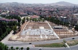 Elazığ'da bombalanan emniyet binası millet bahçesi oluyor!