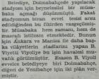 1939 yılında İnönü Stadyumu'nun planını Vietti Violi hazırlayacakmış!