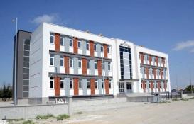 Konya Hotamış İmam Hatip Lisesi'nin inşaatı tamamlandı!