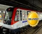 İstanbul'un 5 yeni metrosu Mayıs'ta ihaleye çıkıyor!