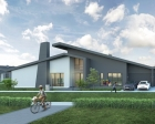 Aden Ballıkpınarı ile yatay mimariye sahip evler!