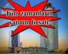 Ataşehir Ağaoğlu İnşaat My Newwork'te 30 ay 0 faizle!