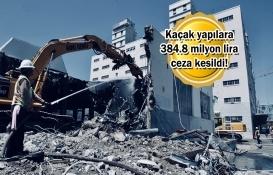 Son 5 yılda 7640 kaçak yapı yıkıldı!