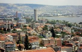 İzmir Bayraklı'da 10.6 milyon TL'ye icradan satılık arsa!