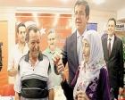 Nihat Zeybekçi Denizli TOKİ konutlarının kura çekilişine katıldı!