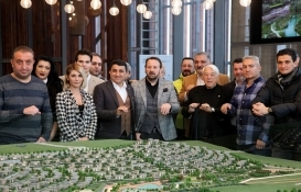 Galatasaraylı iş adamları Rivalı oldu!