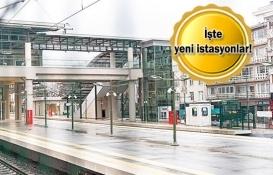 Halkalı-Gebze banliyö hattının açılışına 28 gün kaldı!