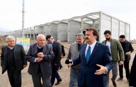 Kahramanmaraş Yeni Sanayi Sitesi'nin inşaatı tam gaz!
