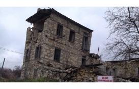 Ahmet Şevki Göklevent'in Mersin'deki evi yıkılmak üzere!