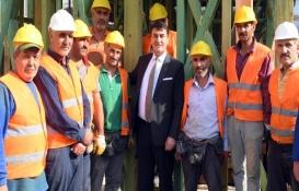 Bursa Osmangazi'deki Tarihi Şadırvanlı Han yükseliyor!