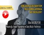 Bilal Başıbüyük: Ispartakule'nin en büyük sıkıntısı kamu yatırımı yok!