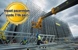 Türk müteahhitler yeni proje tutarını 35 milyar dolara çıkaracak!