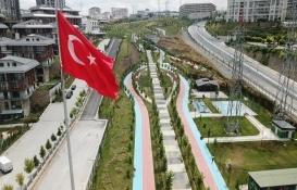 İstanbul'da iki yeni millet bahçesi hizmete açıldı!
