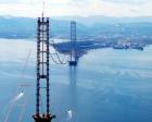 İzmit Körfez Köprüsü'nde tabliye işlemi Mart ayında bitecek!