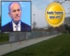 Fenerbahçe sahilindeki tenis kortu projesi iptal edildi!