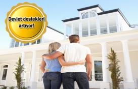Ev sahibi olmak isteyen gençlere müjde!