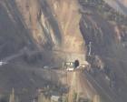 Palu-Genç-Muş demiryolu inşaatı çöktü!