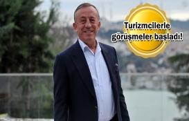 Ali Ağaoğlu Bodrum Yalıçiftlik'teki arsasını satıyor!